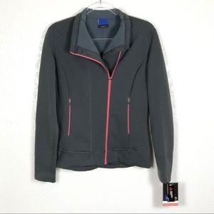 NWT Iridēon Grey equestrian riding jacket size S